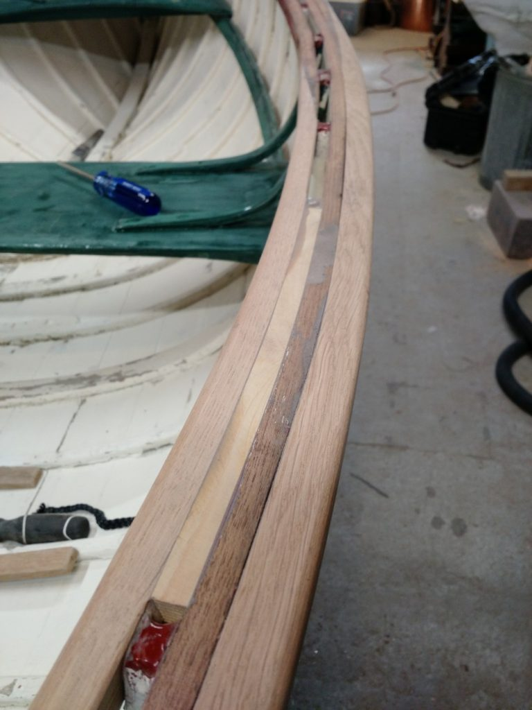 wooden boat maintenance
