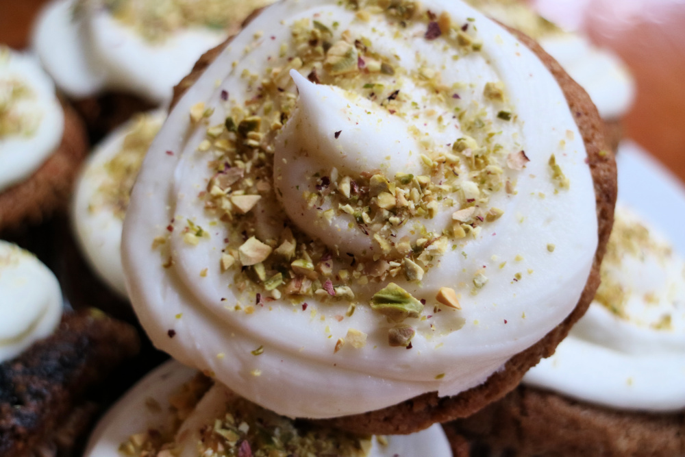 Pistachio Cupcakes Catherine Sugrue